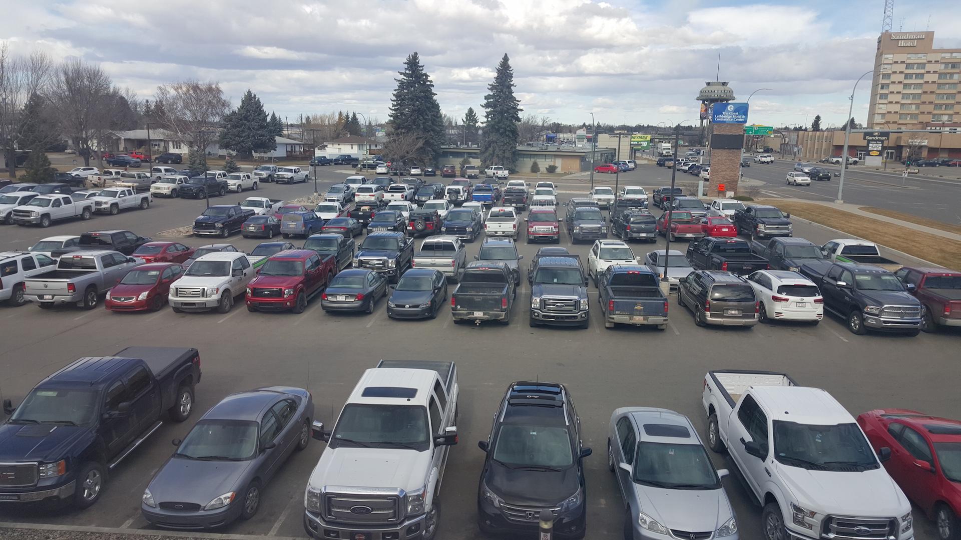 Trucks Canada - smaller